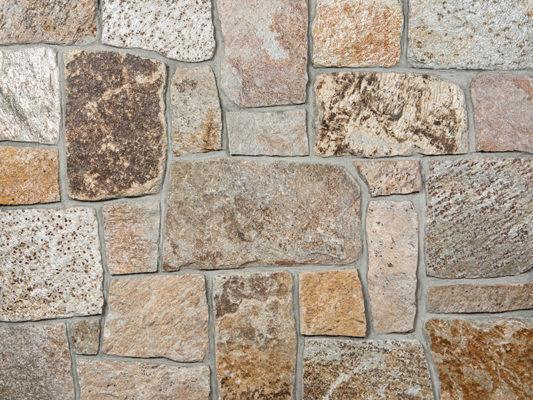Stoneyard Colonial Tan Square Rec