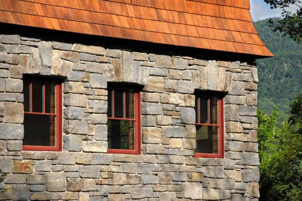 Champlain 1763 Granite Stone