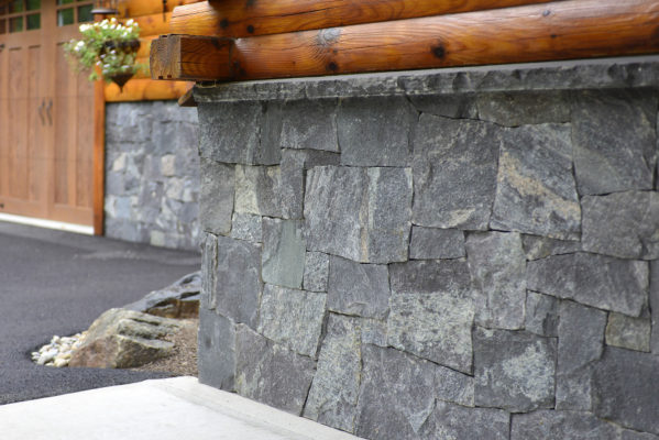 Champlain Corinthian Granite Stone