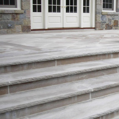 Indiana Limestone Tread