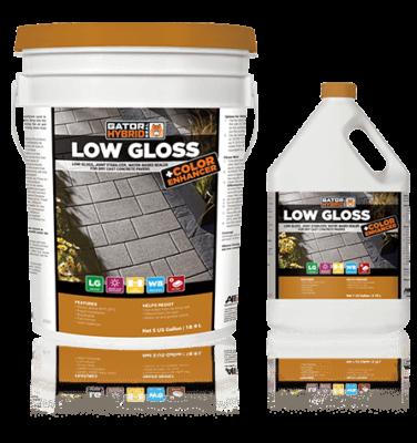 Low Gloss Color Enhance