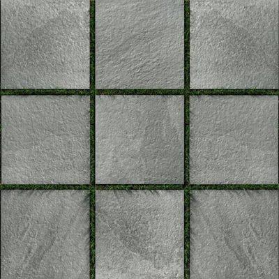 Porcelain Tile Stone Light Grey
