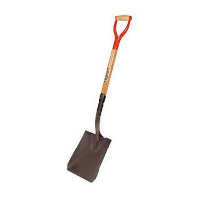 Short Handle Flat Shovel